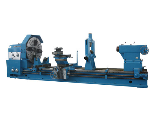 C61180 Precision Large heavy duty lathe with max.weight of workpiece 16t