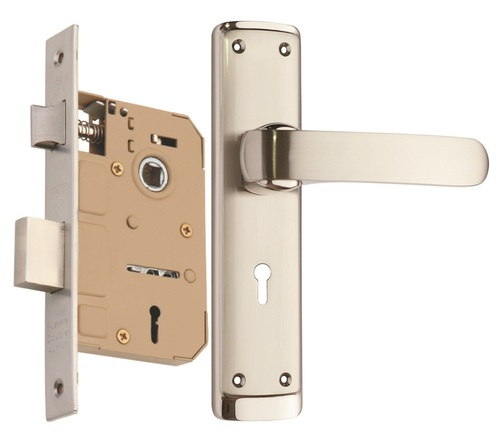 Zinc Mortice Concealed  Lock Set