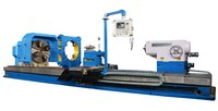 Swing Over Bed 1400 heavy duty precision lathe specification with max.weight of workpiece 10t