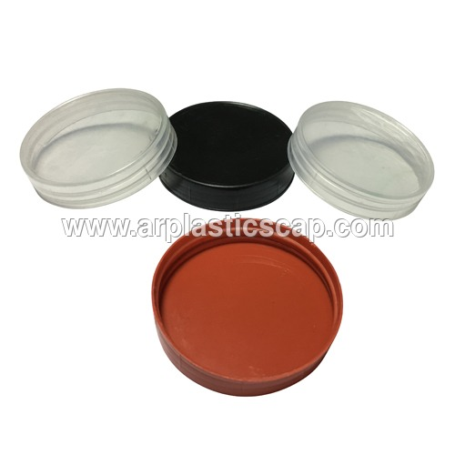 63 mm Plain Jar Cap