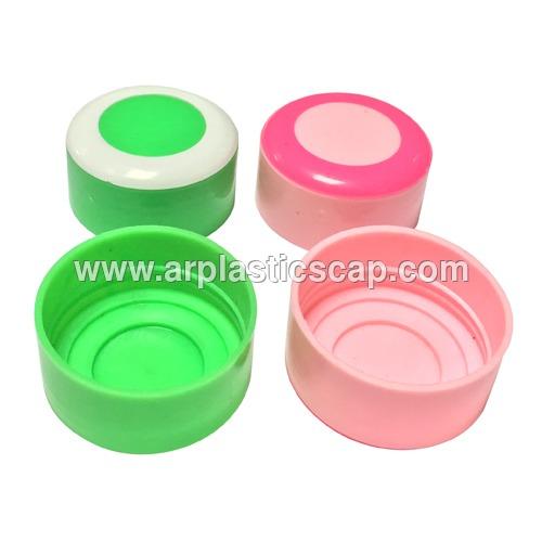 46 mm Plastic Double Color Cap