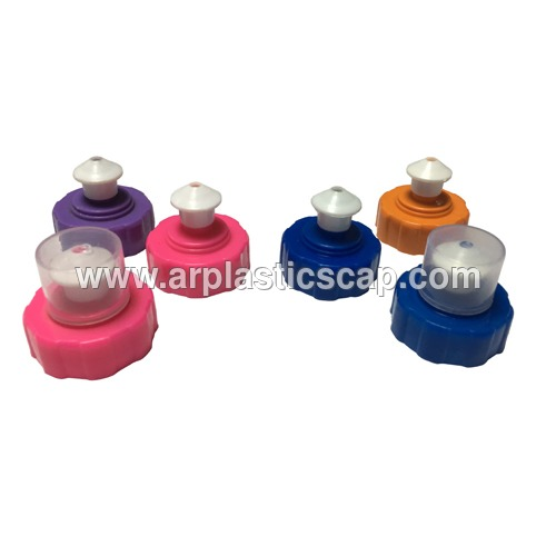 38 mm Plastic Push Pull Cap