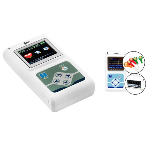 3-Channel Holter Recorder Model
