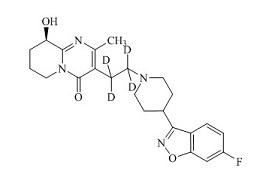 (R)-9-Hydroxy Risperidone-d4 ((R)-Paliperidone-d4))