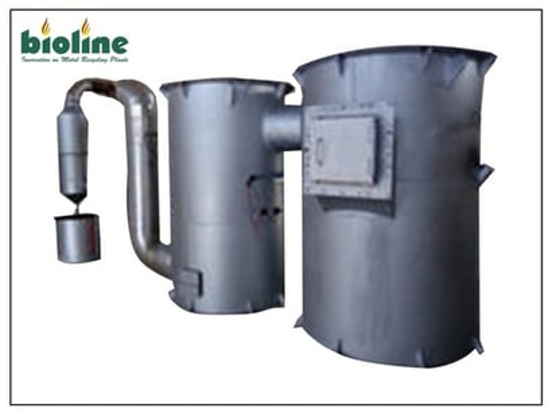 Metal Biomedical Waste Incinerator