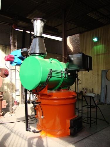 Metal Industrial Waste Incinerator