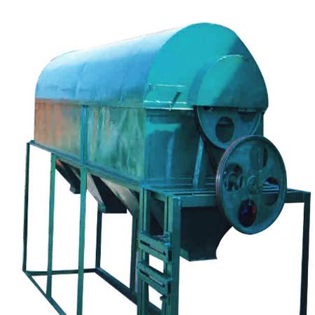 Rotary Screening Machine