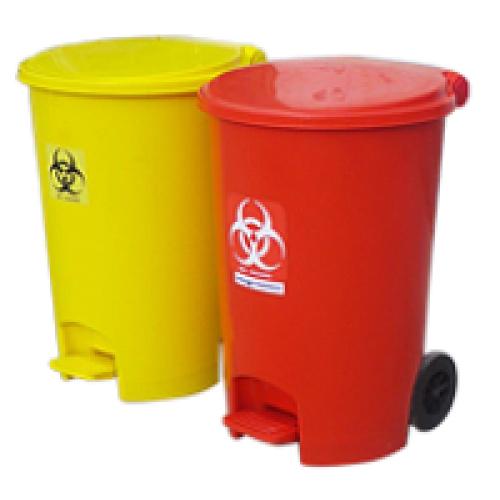 55 Liters Bio Medical Waste Bin
