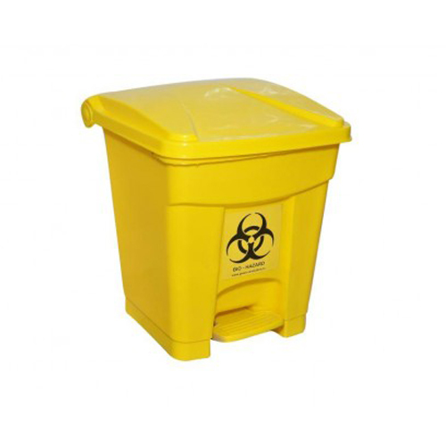 16L Foot Pedal Dustbin