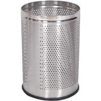 Steel Dustbins Perforated