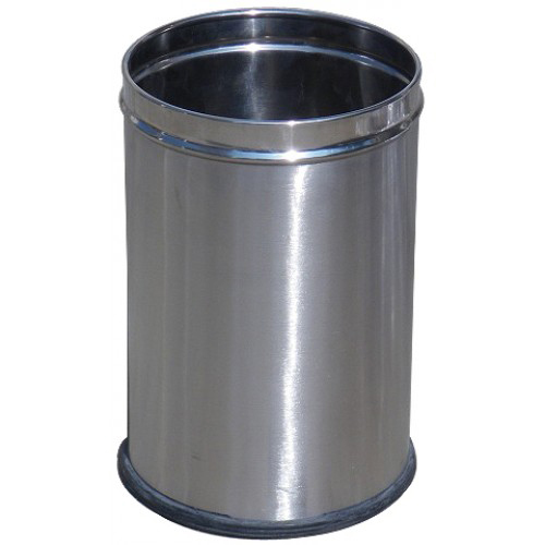 Steel Dustbin Plain