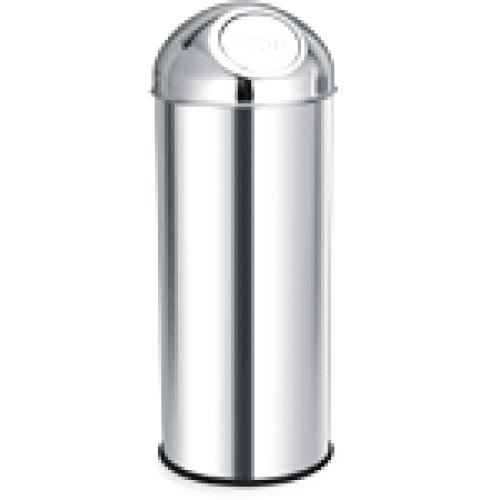 Steel Bin Push Can
