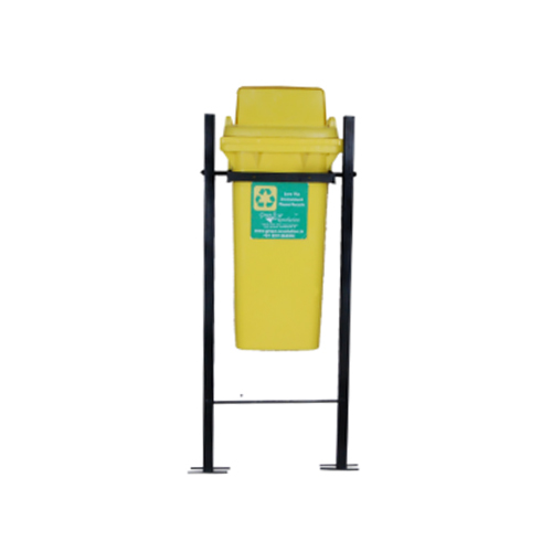 120 Litres Pole Mounted Dustbin