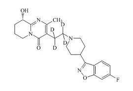 (S)-9-Hydroxy Risperidone-d4 ((S)-Paliperidone-d4)