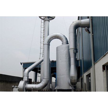 Gas Scrubber System