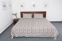 New Block Print Bedsheets