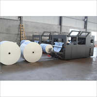Paper Cup Raw Material Blank