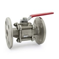 INVESTMENT CASTING BALL VALVES