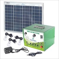 Solar Home Lighting Panel