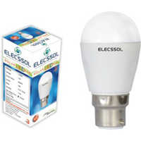 Solar LED Bulb Aluminium Body