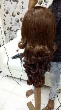 Clip Hair Wig