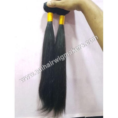Straight Weft Hair Extensions
