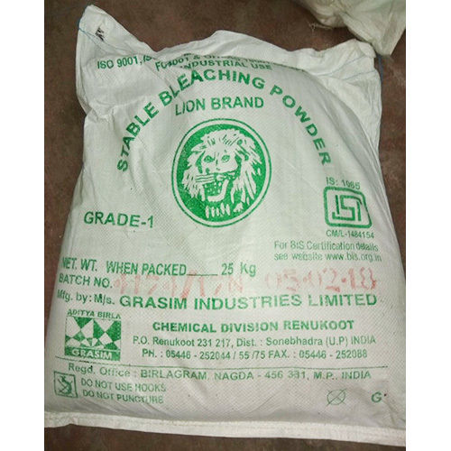 Lion Bleaching Powder