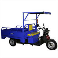 Electric Cargo Rickshaw