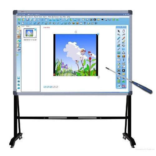 Electromagnetic Interactive Whiteboard