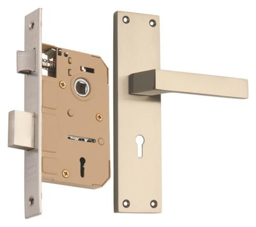 Zinc Mortice  Key Lock Set