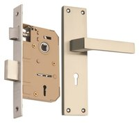 Zinc Mortice  Key Lock Set