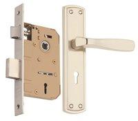 Zinc Mortice  Key Lock Set (EMLS + ZZ08MCS)