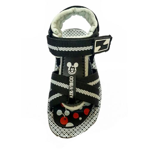 Black Mens Sandals