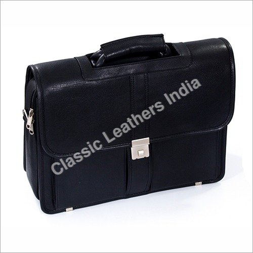 Leatherette Executive Laptop Bag