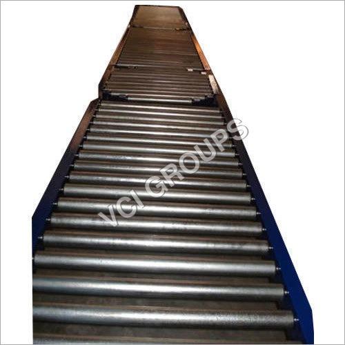 Free Flow Roller Conveyor