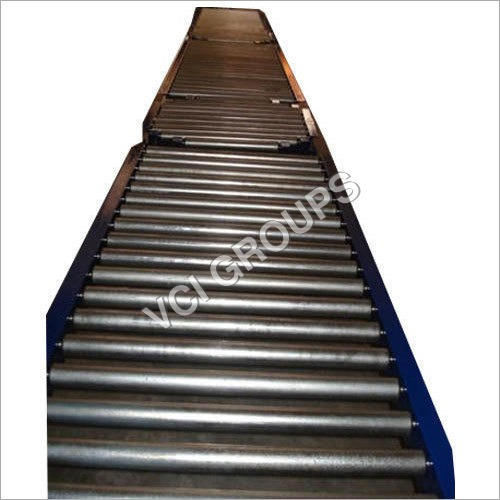 Free Flow Roller Conveyor
