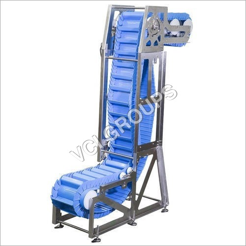 Vertical Belt Conveyor