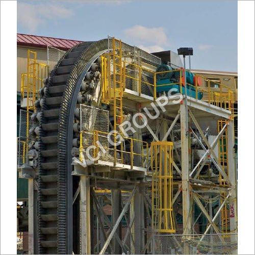 Sidewall Belt Conveyor