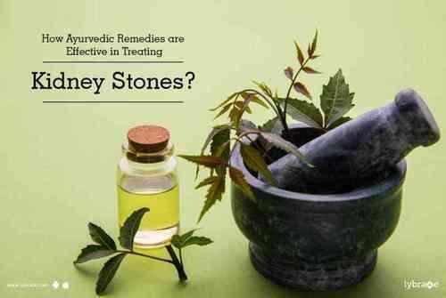 Kidney Stone Ayurvedic Medicines