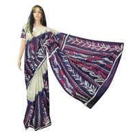 Hand Batik Sarees