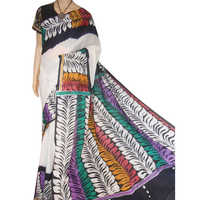 White Cotton Sarees