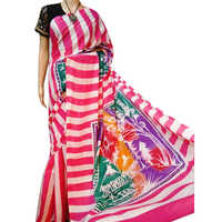 Red Cotton Sarees