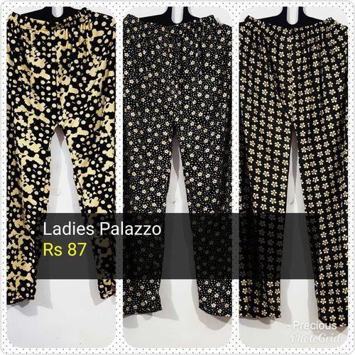 Ladies Palazzo
