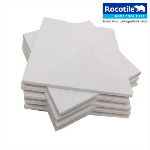 Heat Reflective Tiles - ROCOTILE