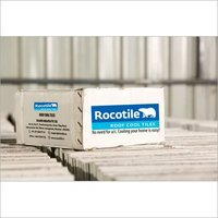 White Terrace Cool Roof Tile - ROCOTILE