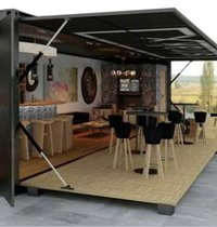 Container Mobile Cafe