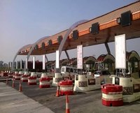 Toll Plaza Turnkey Solution