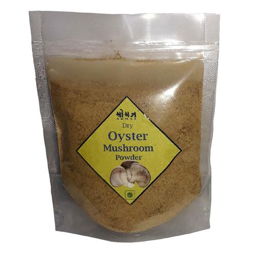 Organic Dry Mushroom Powder