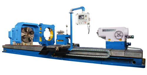 Cheapest Metal Large Gap Bed heavy duty cnc lathe in China