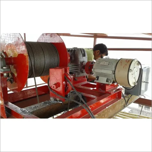 Dumbwaiter Machine